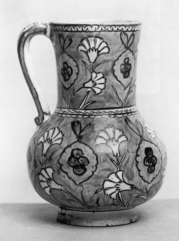 Jug with Carnations
