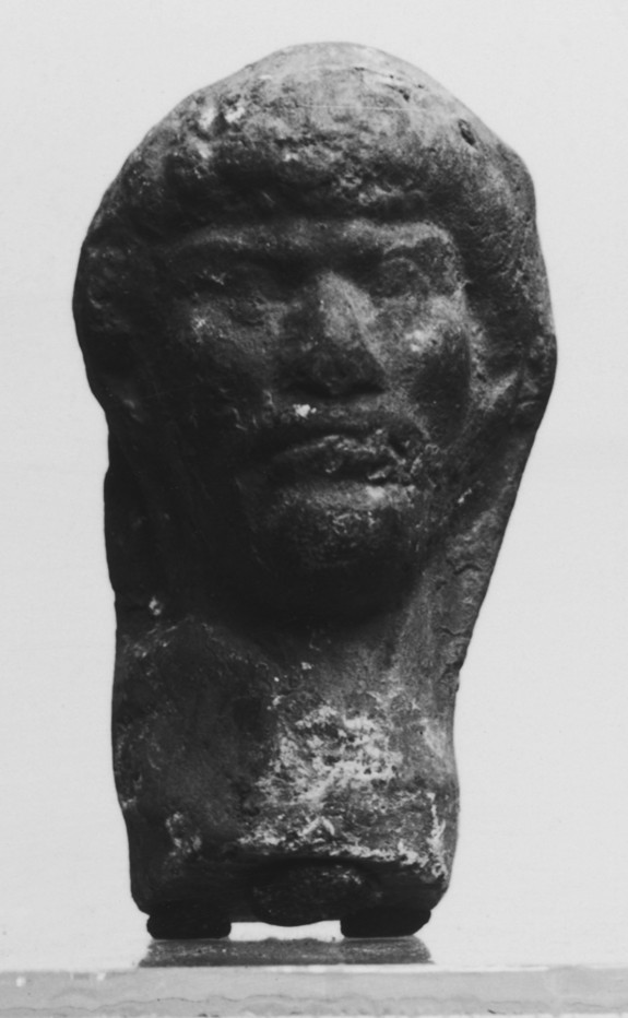 Male Head of a Barbarian