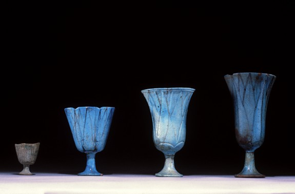 Lotus-Shaped Chalice