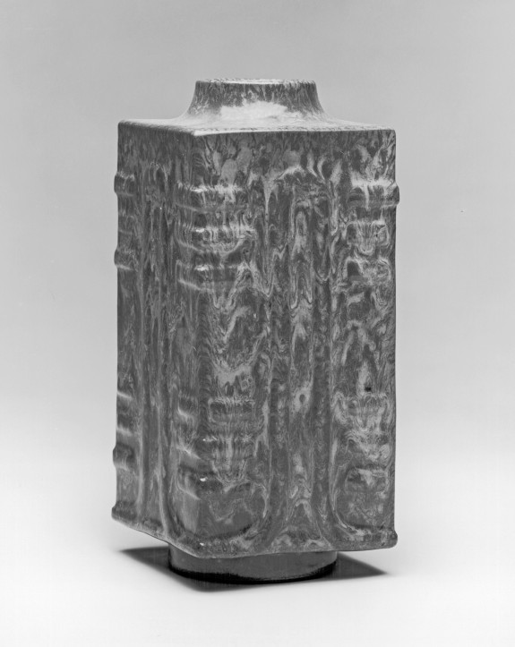 Vase in the Shape of a Cong
