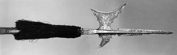 Halberd for the Guard of Emperor Maximilian II