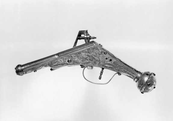 Wheel-lock Pocket Pistol
