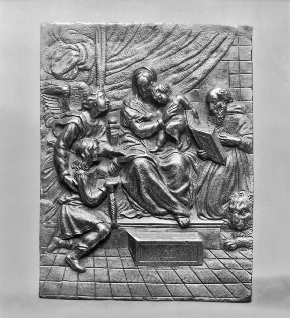 Devotional Plaque with the