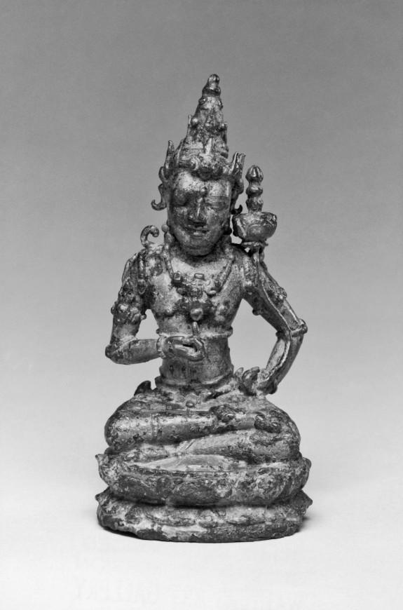 Vajra Deity From a Mandala
