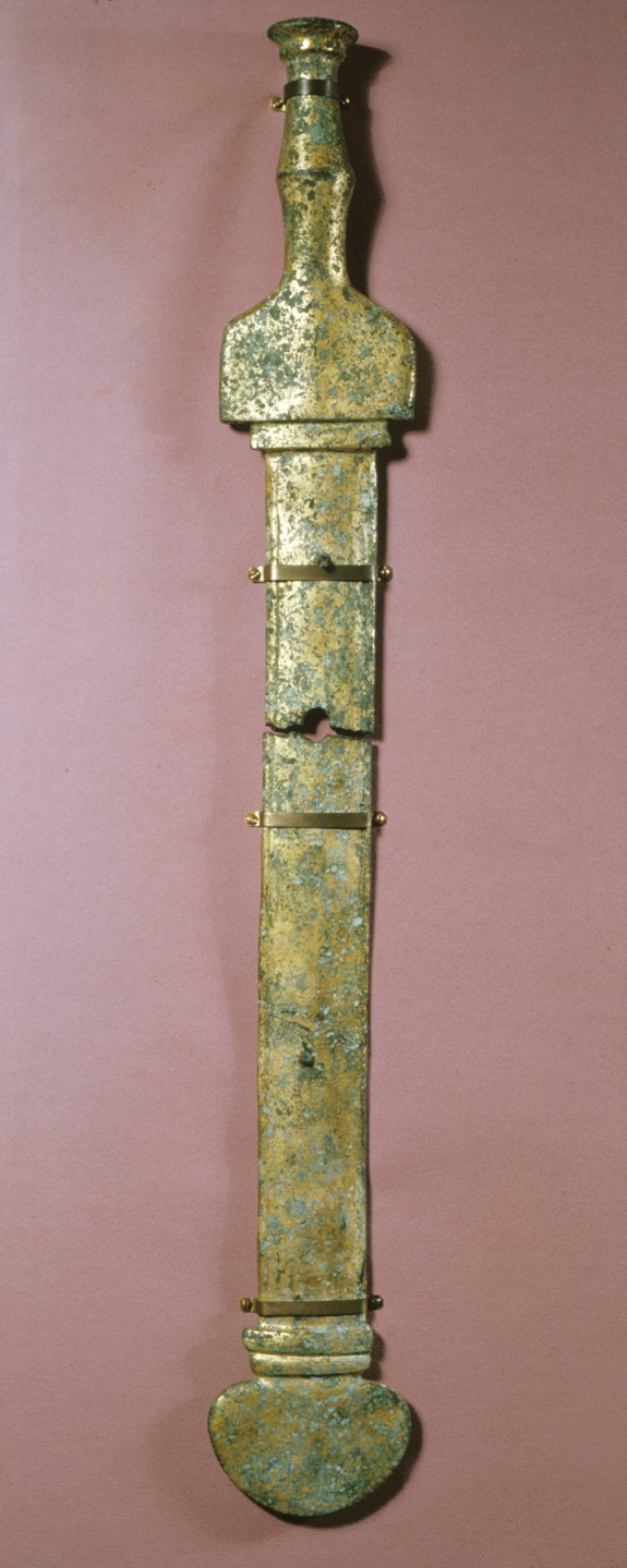 Sword from an Equestrian Statue