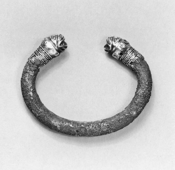 Bracelet with Lion Heads