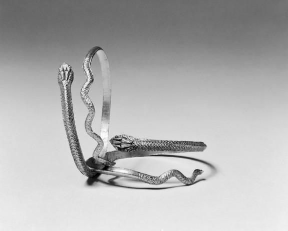 Pair of Snake Bracelets