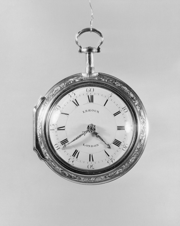 Repeater Watch with the Judgement of Paris