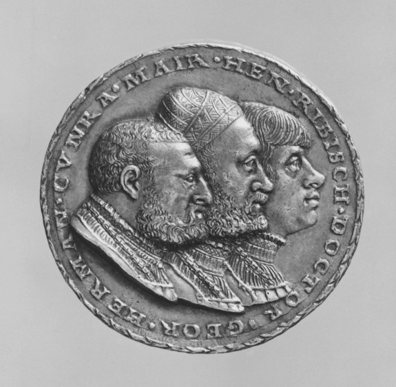 Medal of Three Friends
