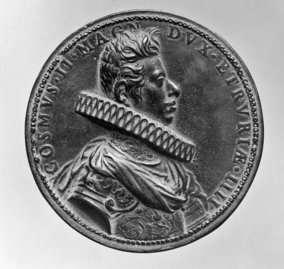 Bronze Medal of Cosimo II de' Medici