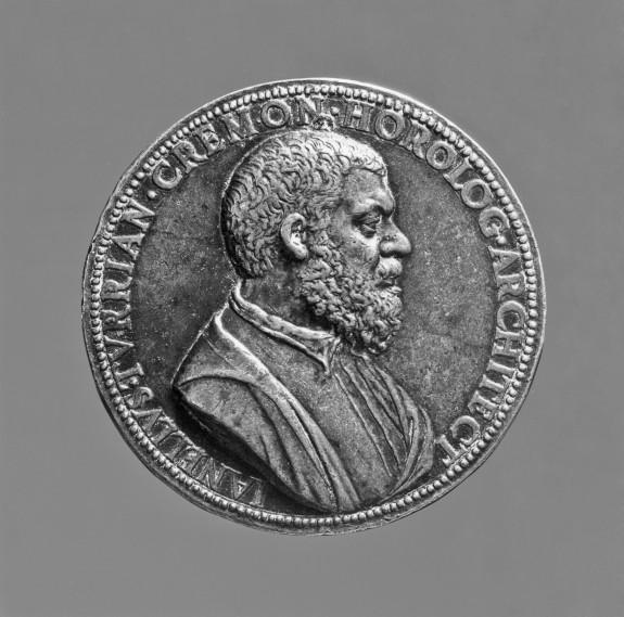 Medal of Architect Gianello della Torre