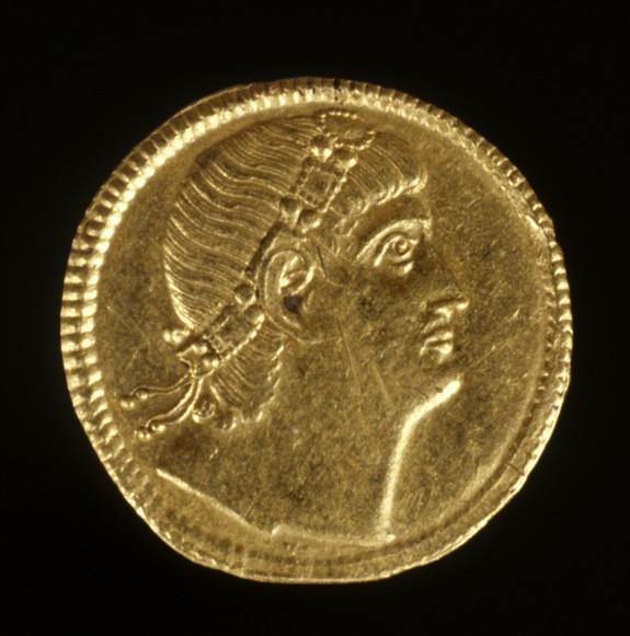 Solidus of Constantine I