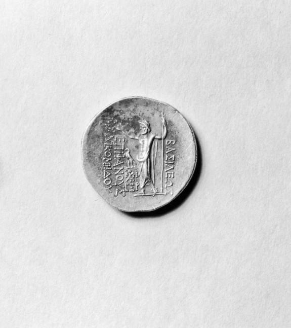 Tetradrachm of King Nicodemus II