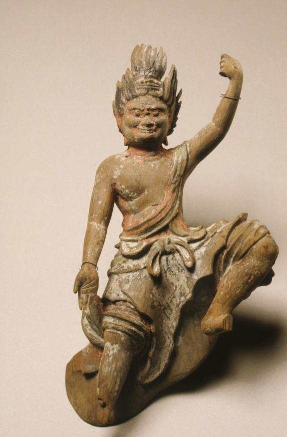Tendai Buddhist Figure Kongodoji