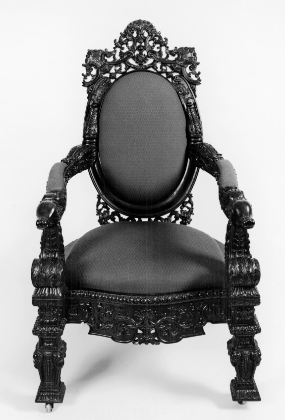 Armchair in Louis XIV Style