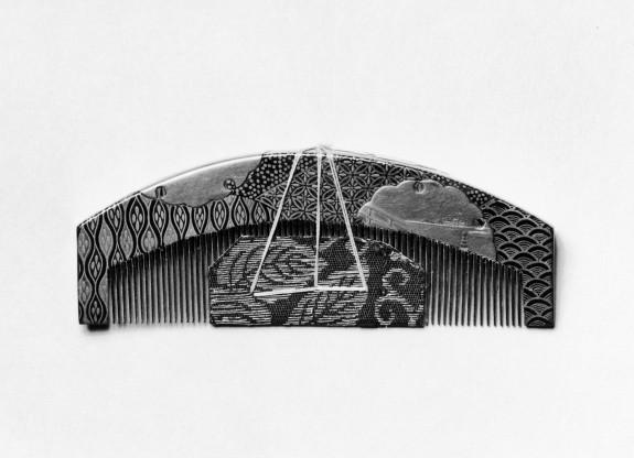 Ornamental Comb (kushi)