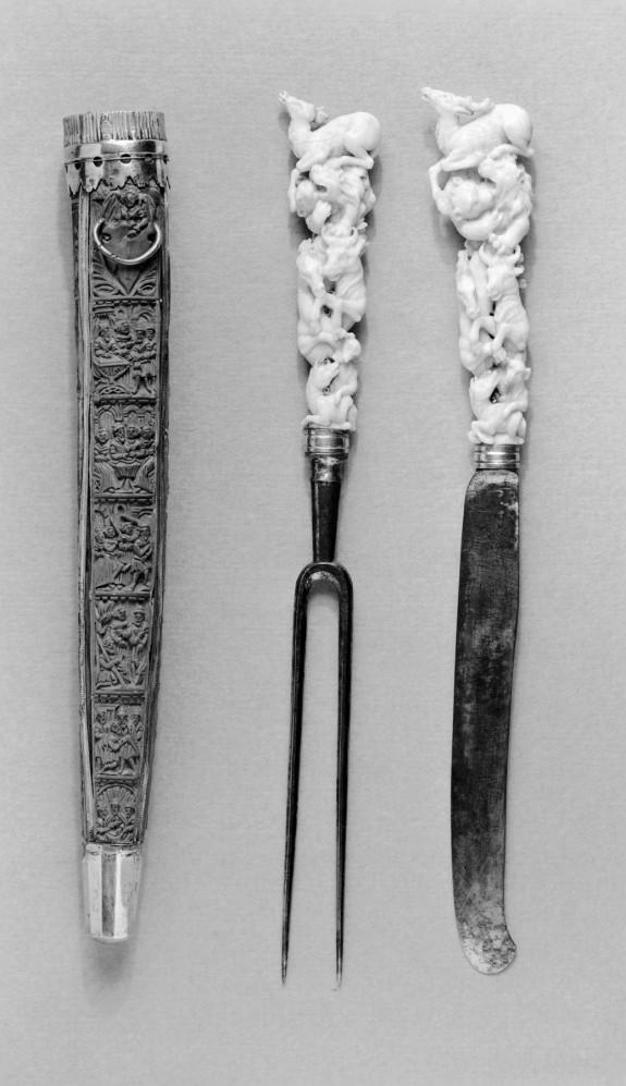 Knife-and-Fork Set