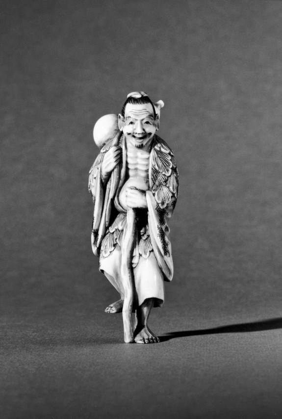 The Taoist Immortal Chokaro