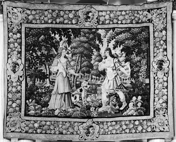 Scene from the Story of Cephalus and Procris: Preparing for the Hunt