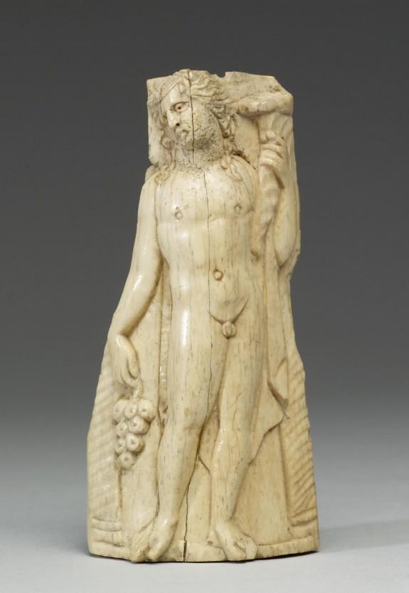 Plaque with Dionysos