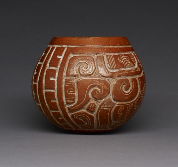 Gourd-Shaped Bowl