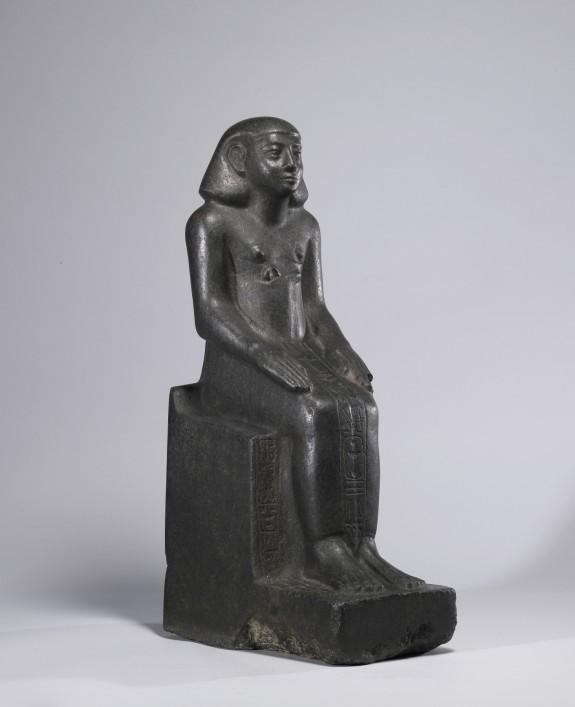 Seated Figure of Nefer-hotep