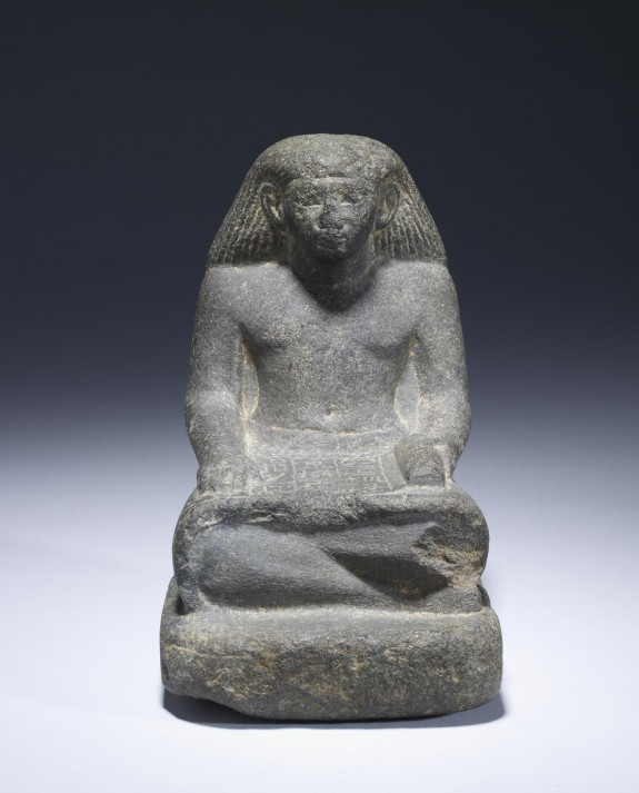 Scribe Statue of Min-nakht