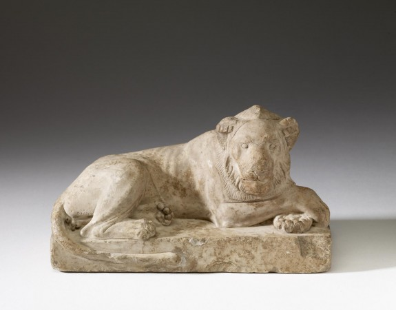 Sculptor's Model of a Lion