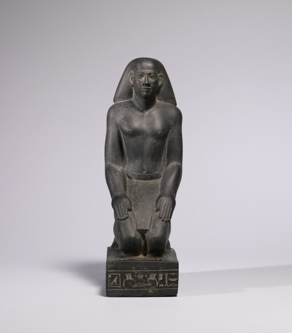 Kneeling Figure of Hor-wedja