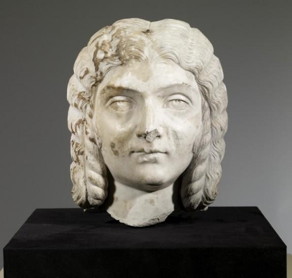Portrait of Julia Domna