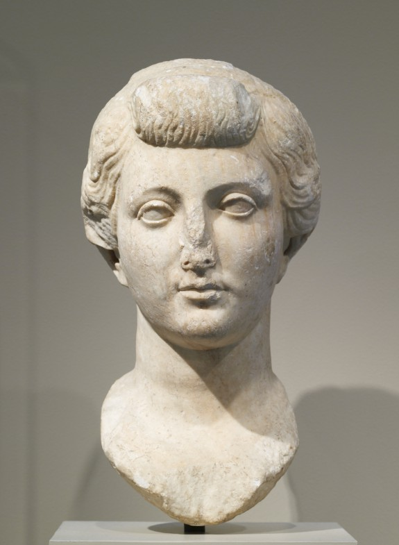 Portrait of Livia