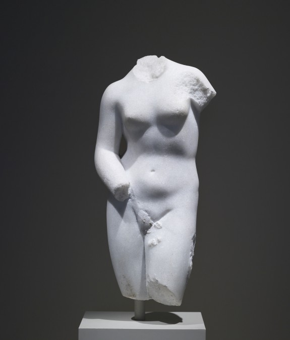 Torso of the Aphrodite of Knidos Type