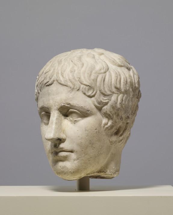 Head of the Doryphorus