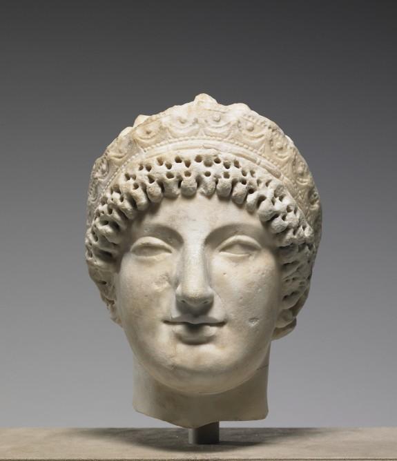 Woman's Head with Diadem