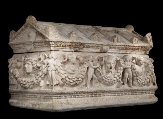Garland Sarcophagus