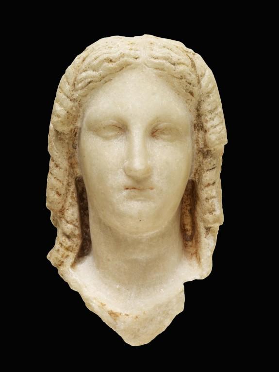 Head of Queen Arsinoe III