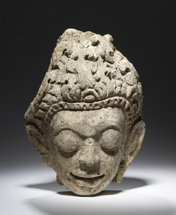 Head of a Princely Figure