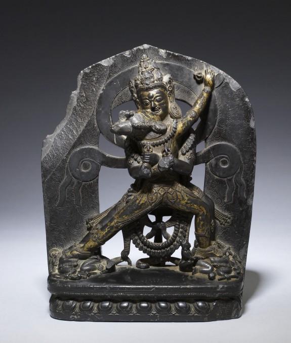 Chakrasamvara Embracing Vajravarahi | 25 269 | The Walters