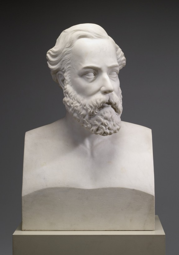Bust of Dr. Dio Lewis