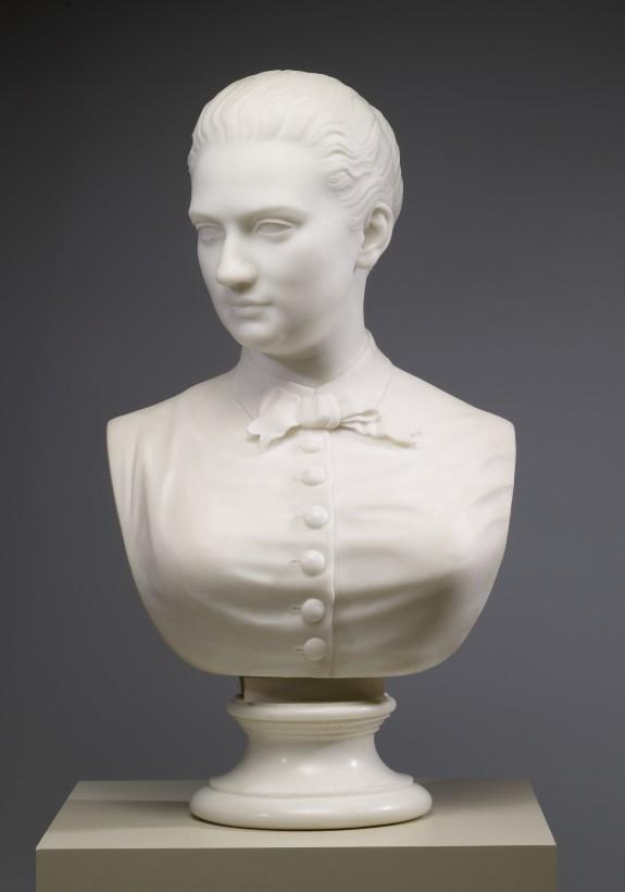 Bust of Jennie Walters