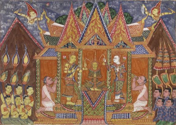 Vessantara Jataka, Chapter 1