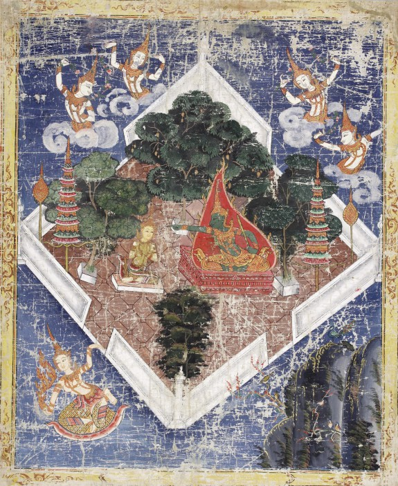 Vessantara Jataka, Chapter 1 (Ten Boons)