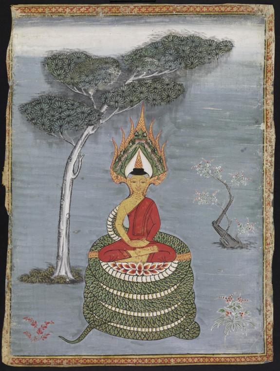 Buddha Mucalinda