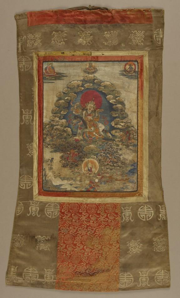 Worldly Protector Achi Chokyi Drolma