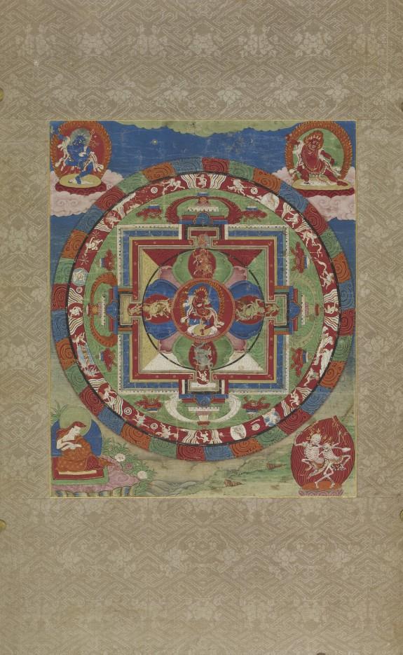 Mandala of a Goddess