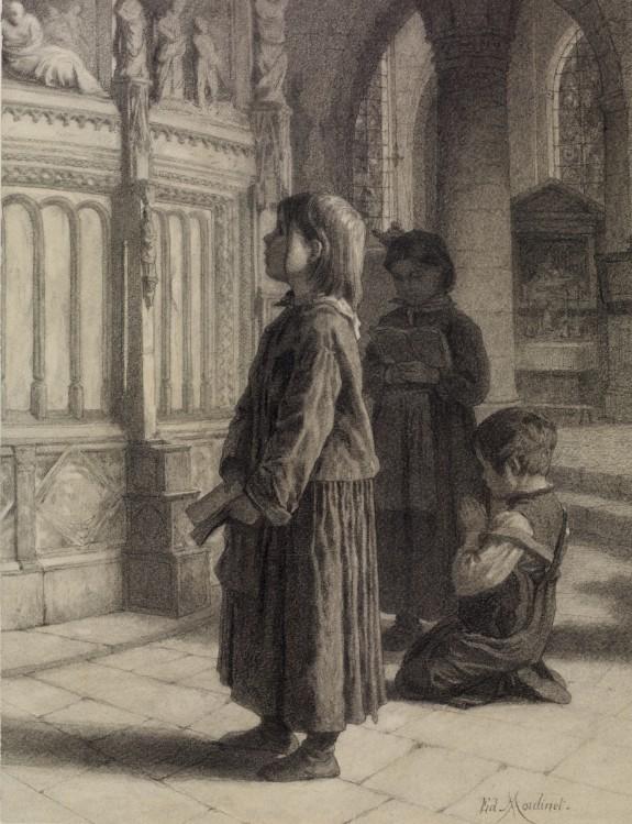 Children at Prayer