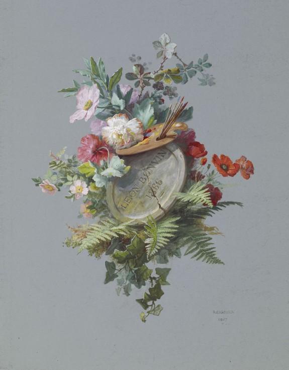 Tailpiece for Bonvin Album