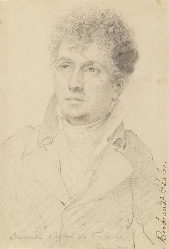 Portrait of Francois Joseph Talma