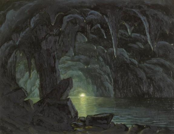 The Blue Grotto, Capri