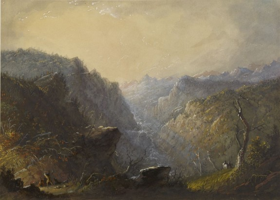 Wild Scenery (Making a Cache)